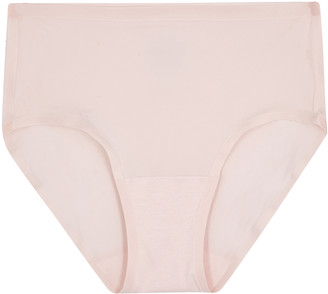 Chantelle Soft Stretch Light Pink Hipster Brief
