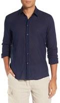 Vilebrequin Cotton Voile Sport Shirt