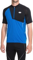 Sugoi RSX Mountain Bike Jersey - Zip Neck, Short Sleeve (For Men)