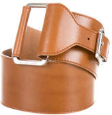Michael Kors Leather Waist Belt