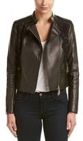 Escada Sport Leather Jacket.