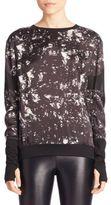 Blanc Noir On Tour Printed Sweatshirt