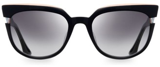 Dita Eyewear Monthra 50MM Cutout Sunglasses