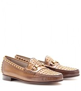 Gucci Moccasin 1953 studded leather loafers