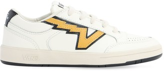 Vans Lowland Cc Leather Sneakers