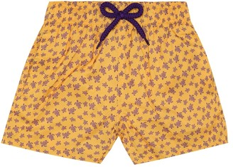 Vilebrequin Kids Jihin printed swim shorts