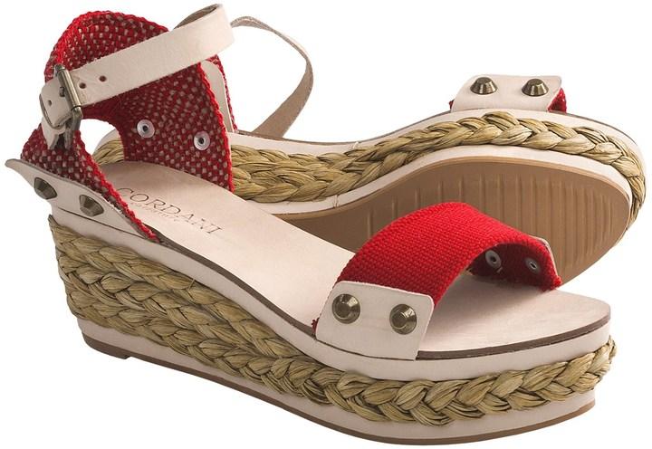 Cordani Jameson Wedge Sandals (For Women)