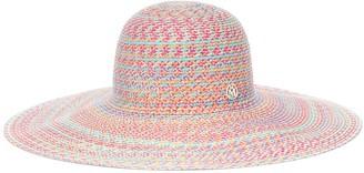 Maison Michel Blanche straw hat