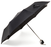 Alexander McQueen Leather Skull Folding Umbrella