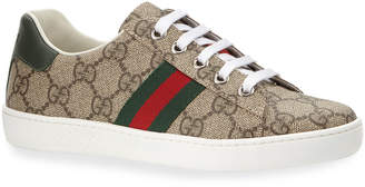 Gucci New Ace GG Tennis Shoe, Toddler/Kids