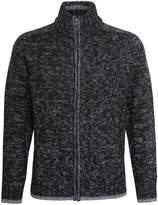 Affordable Fashion Mens Zip Up Long Sleeve Cardigan (L)