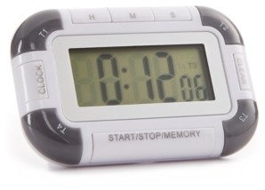Martha Stewart Collection Digital Timer, Created for Macy's