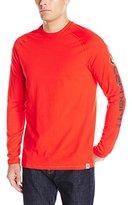 Carhartt Men's Force Cotton Delmont Sleeve Graphic T-Shirt