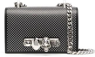 Alexander McQueen mini Jewelled satchel