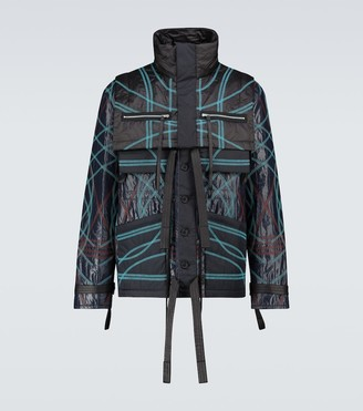 Craig Green Embroidery Swirl jacket