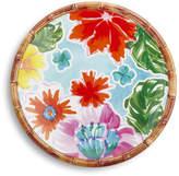 Sur La Table Tropical Melamine Salad Plate