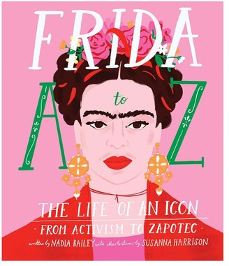west elm Frida A to Z