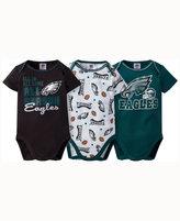 Gerber Babies' Philadelphia Eagles 3 Piece Creeper Set