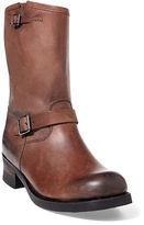 Polo Ralph Lauren Eldin Leather Engineer Boot