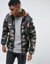 Tokyo Laundry Lightweight Rain Trench in Camo