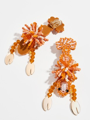 BaubleBar Lobster Drop Earrings-Clip On