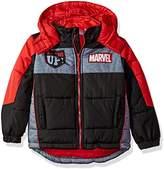 Marvel Big Boys Universe Puffer Jacket 4
