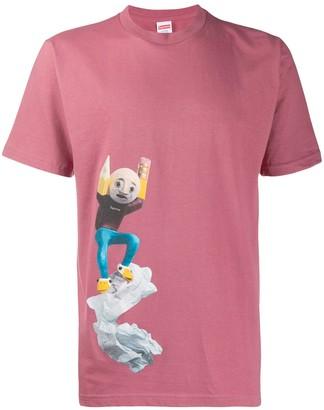 Supreme mike hill regretter T-shirt