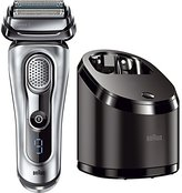 Braun Series 9 9090cc Electric Foil Shaver for Men with Cleaning Center, Electric Men's Razor, Razors, Shavers, Cordless Shaving System