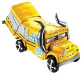 Cars Disney Pixar 3 - Crunch and Crash Miss Fritter Vehicle