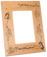 Disney Walt World Princess Photo Frame by Arribas - Personalizable