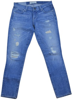 Elizabeth and James Blue Cotton - elasthane Jeans for Women