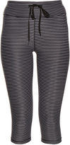 The Upside The Lauren striped performance leggings