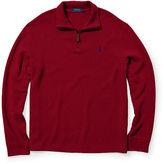 Polo Ralph Lauren Big & Tall French-Rib Half-Zip Pullover