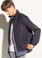 Vince Zip Front Jacket