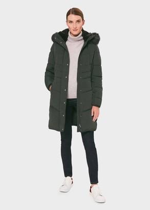Hobbs Lettie Puffer Jacket With Hood