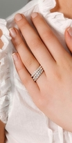 Silver Stackable Eternity Rings - Set of 3