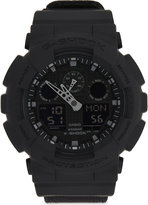 G-Shock Mens Black Ga-100Bbn-1Aer Watch