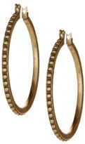 Lucky Brand Dot Hoop Earrings