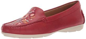 Driver Club Usa Driver Club USA Women's Genuine Leather Made in Brazil Nashville Loafers