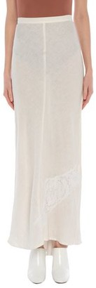 John Richmond Long skirt