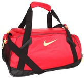 Nike Varsity Girl Medium Duffel (Gym Red/Hyper Red/(Melon Tint)) - Bags and Luggage