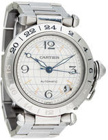 Cartier Pasha GMT Watch