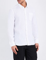 Vilebrequin Caroubis regular-fit linen shirt