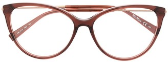 Max Mara MM1419 cat-eye frame glasses