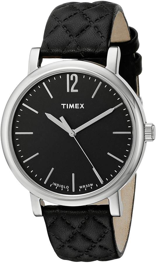 Timex Women's TW2P71100AB Heritage Collection Analog Display Quartz Watch