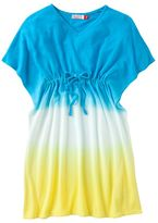 So tie-dye cover-up dress - girls 7-16