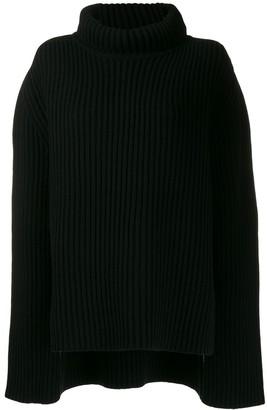 Joseph chunky knit jumper