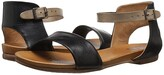 Miz Mooz Alanis (Black) Women's Sandals