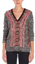 Twelfth Street By Cynthia Vincent Pullover Sweater.