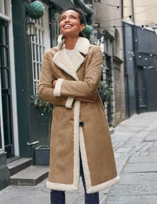 Bell Teddy Lined Coat